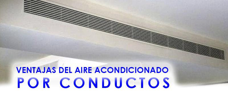 Instalar aire conductos ventajas del aire por conductos for Aire acondicionado conductos