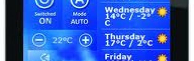 aire acondicionado daikin online controller