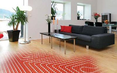 Suelo radiante para fr o y calor ts clima instalaci n - Instalacion de suelo radiante por agua ...