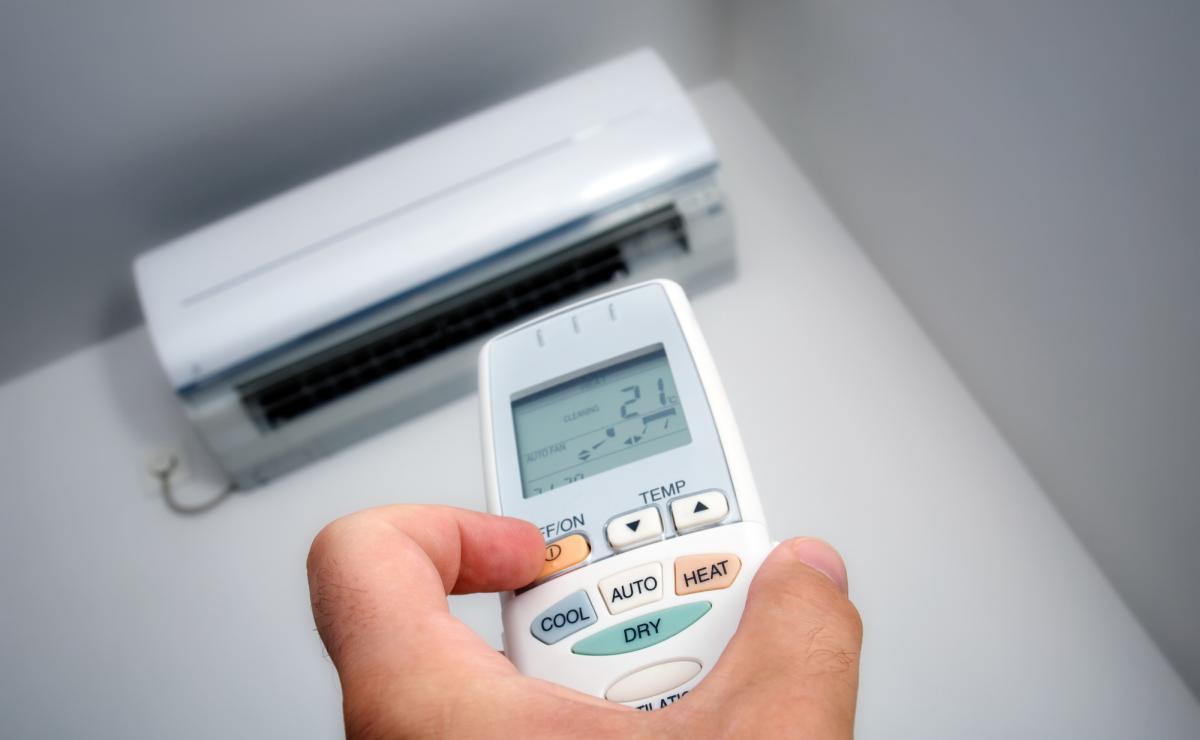 instalador aire acondicionado: