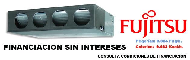 Fujitsu Acy 100 Uia Lm Ts Clima Instalación Aire Acondicionado Valencia