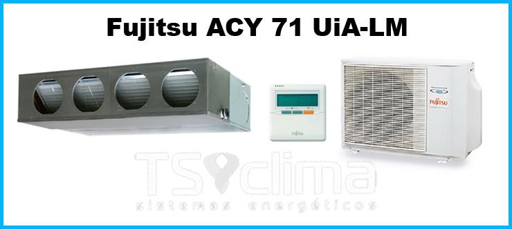 Fujitsu ACY 71 UiA-LM-aire-acondicionado-por-conductos-TSClima-valencia