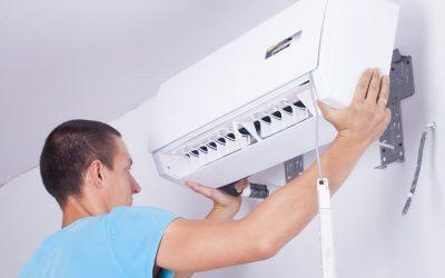 ¿Es fácil instalar un aire acondicionado?