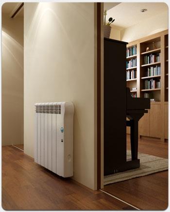 Rointe calefacción bajo consumo